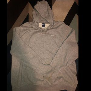 Nike grey sweater